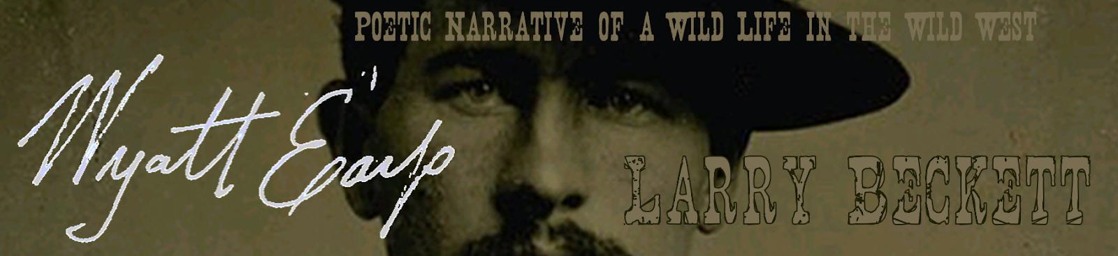 Wyatt Earp header banner