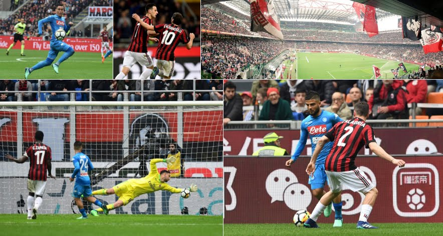 Vedere MILAN-NAPOLI Streaming Gratis Rojadirecta.