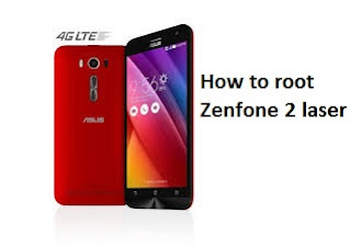 Asus Zenfone 2 LAser Root and TWRP