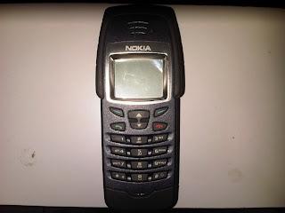 Nokia jadul 6250