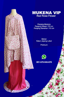 0857-4215-0585 Jual Mukena Anak Bali
