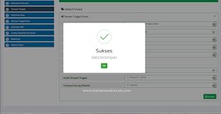 Tips Sukses Menyimpan Update Data EMIS Online