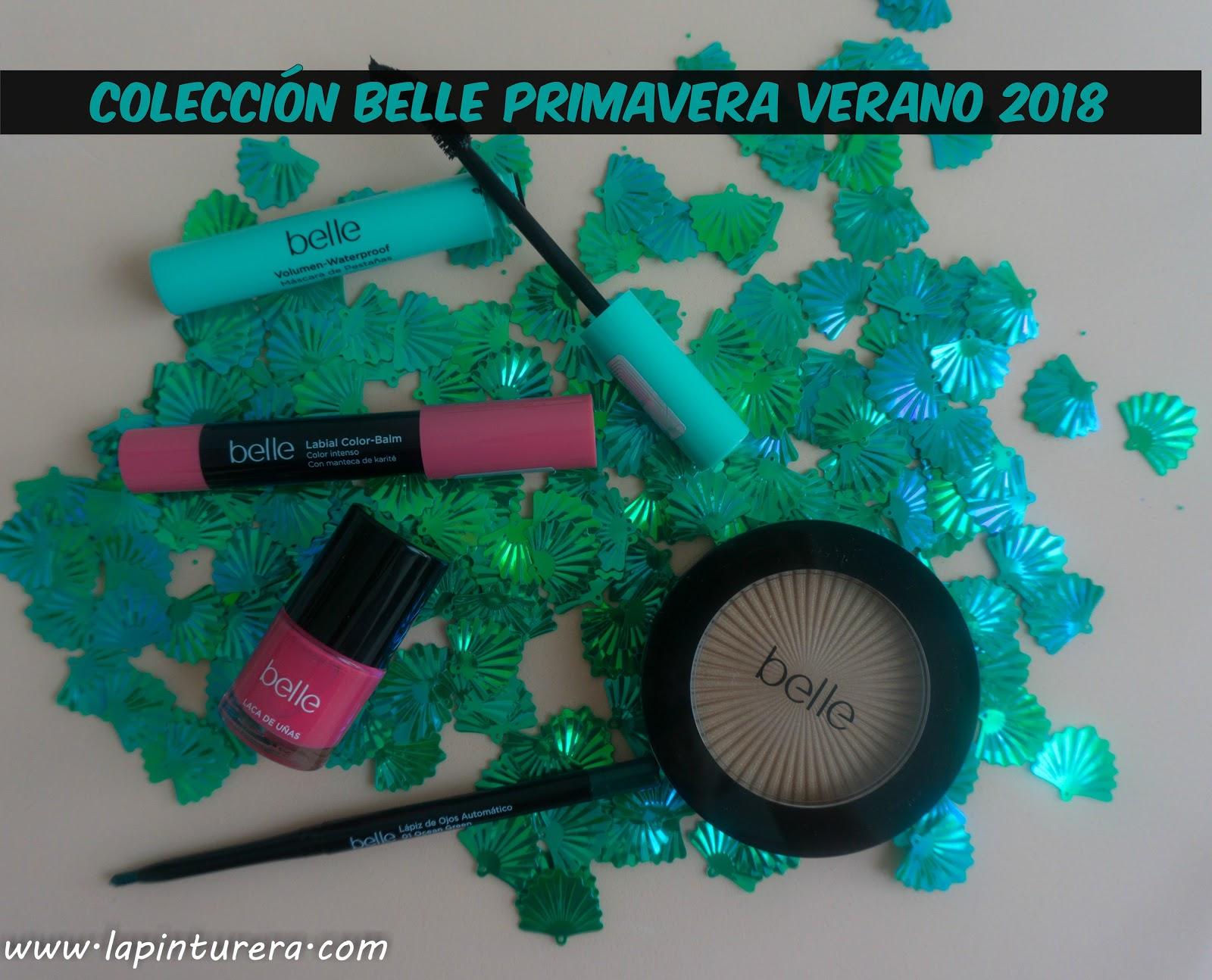 EDÉN: Colección Belle Primavera/Verano 2018: Info, swatches y ...