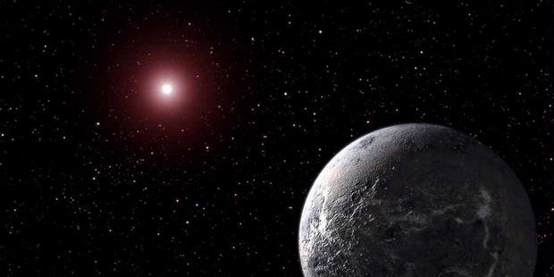Ardieee: New Planet Discovered in the Solar System