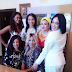 Photos From Ex Nigeria Captain Joseph & Adaeze Yobo Daughter's Dedication