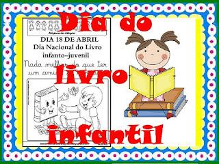 Dia do livro infantil