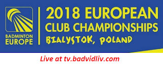 European Club Championships 2018 live streaming
