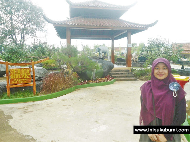 Japanese Hot Spring Santasea Waterpark Sukabumi