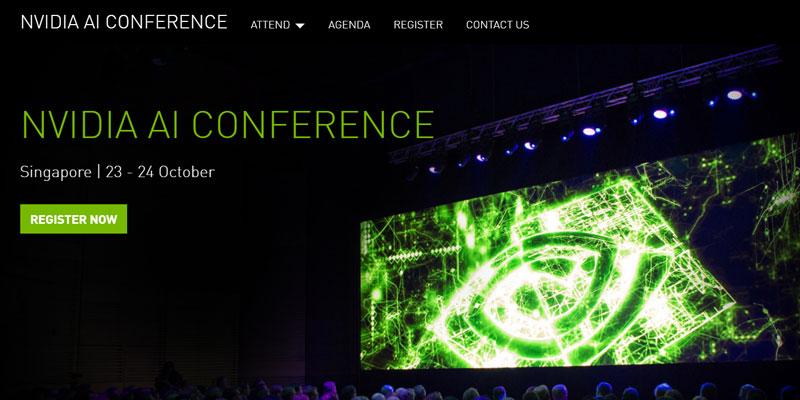 NVIDIA AI Conference 2017