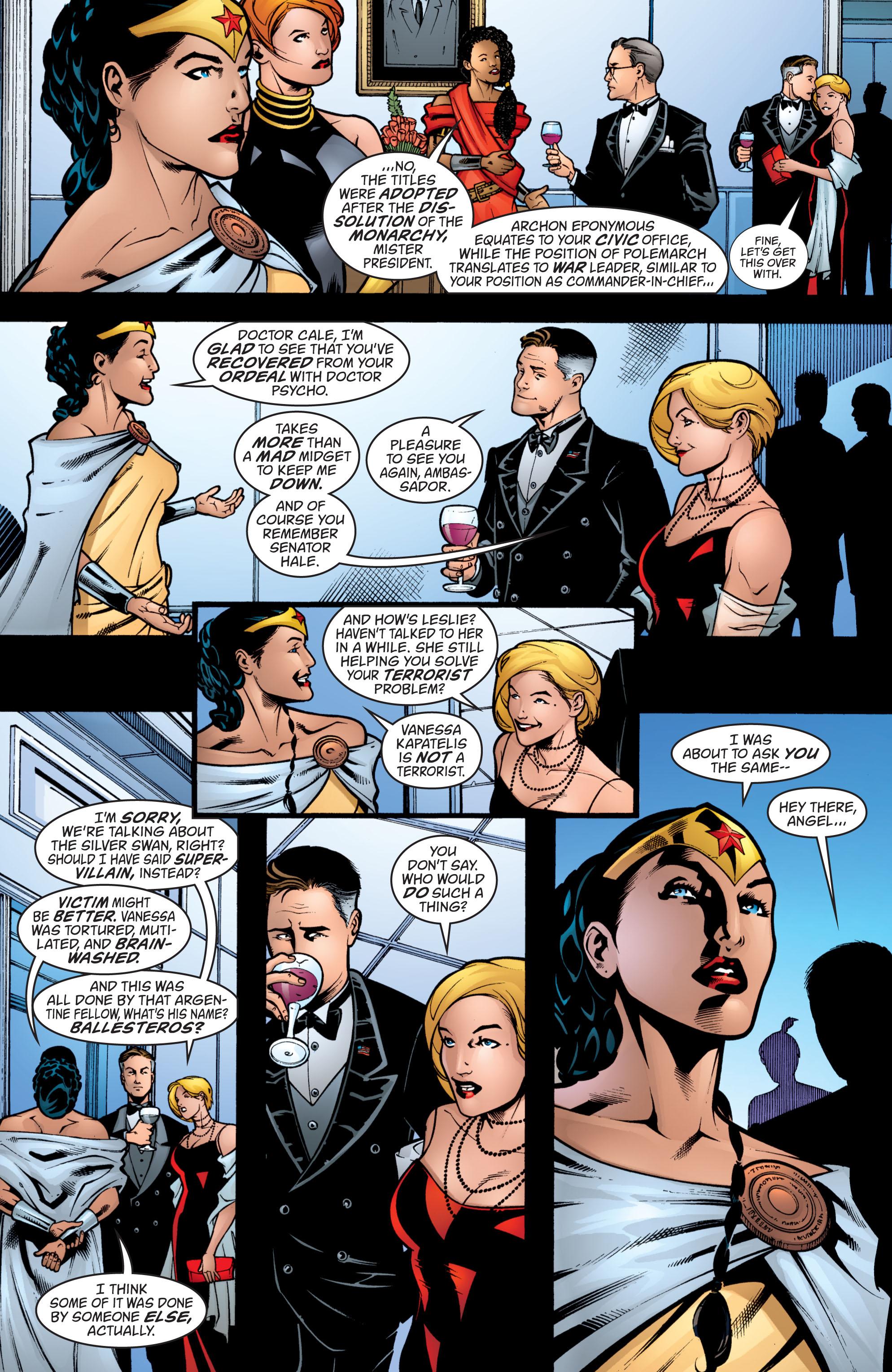 Read online Wonder Woman (1987) comic -  Issue #208 - 11