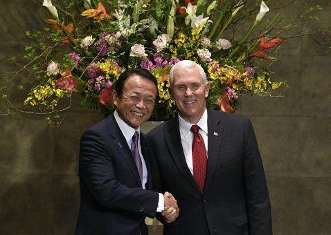 """EE.UU. garantiza """"seguridad"""" a Japón frente a Corea del Norte"""