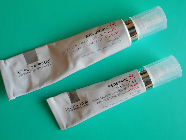 La Roche-Posay Redermic [R] and Redermic [R] Yeaux