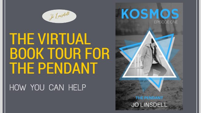 The Virtual Book Tour for The Pendant: How You Can Help #SupportAuthors #NewRelease