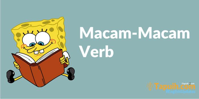 Penejelasan Linking Verbs, Ordinary Verbs dan Auxiliary Verbs