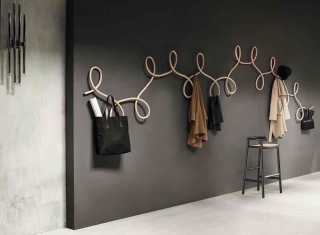 Wall Hanger Design GamFratesi