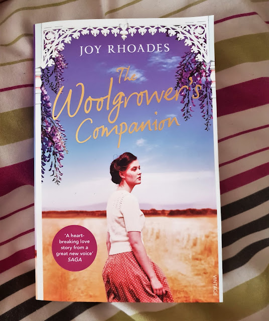 Book Review: The Woolgrower's Companion by Joy Rhoades*