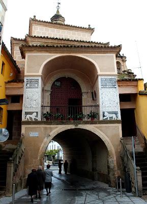 Ermita de la Virgen de la Salud en Plasencia