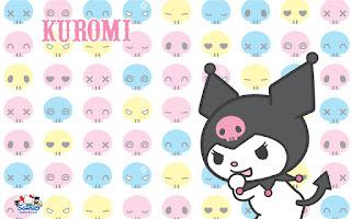 Papeles de Kuromi.