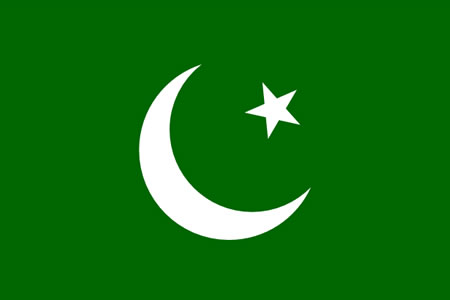 Flag of All India Muslim League