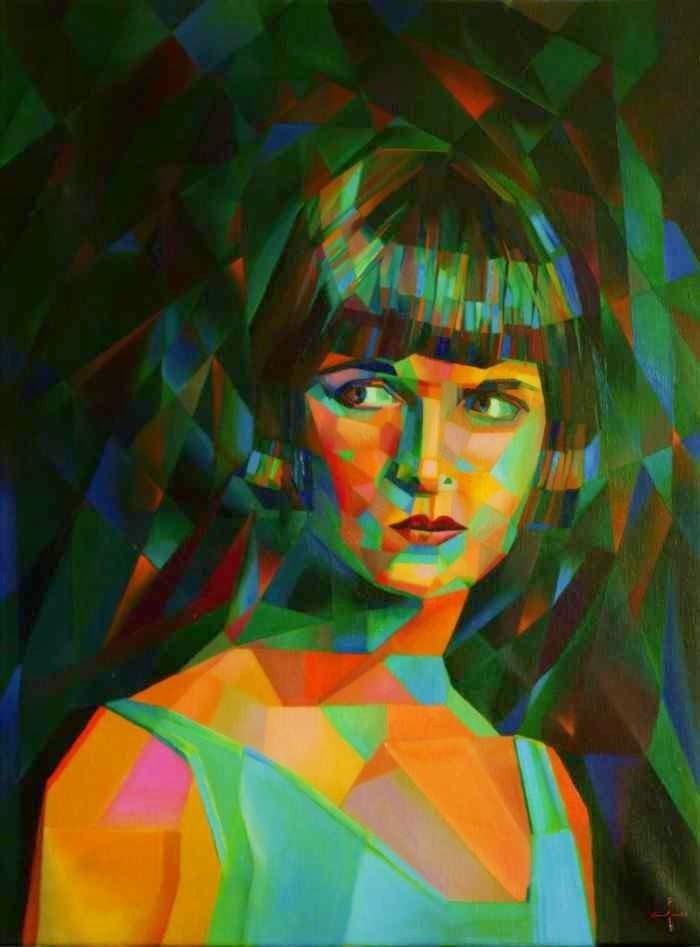 Ню и портреты. Corne Akkers