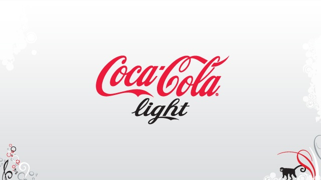 Happy Birthday Coke Light!
