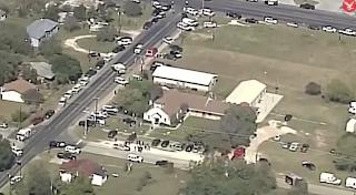 Texas shooting: 'Hero' neighbour describes gunfight and car chase with church gunman Devin Kelley