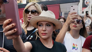 Actress Alyssa Milano has used social media to encourage victims of sexual harassment and assault to come forward
