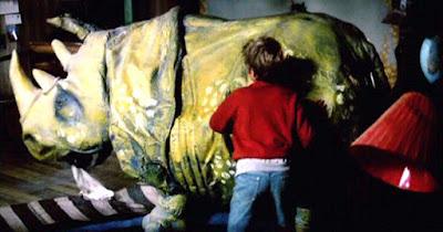otto el rinoceront, 1983, Otto er et næsehorn, Rumle Hammerich, Ole Lund Kirkegaard