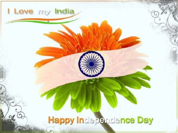 Indian Independence day images message