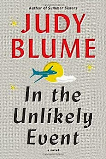 Review -  In the Unlikely Event by Judy Blume