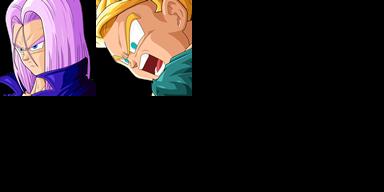 Graficos faciais Dragon Ball 1FTrunks