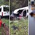Van com alagoanos se envolve em acidente com carreta e seis morrem