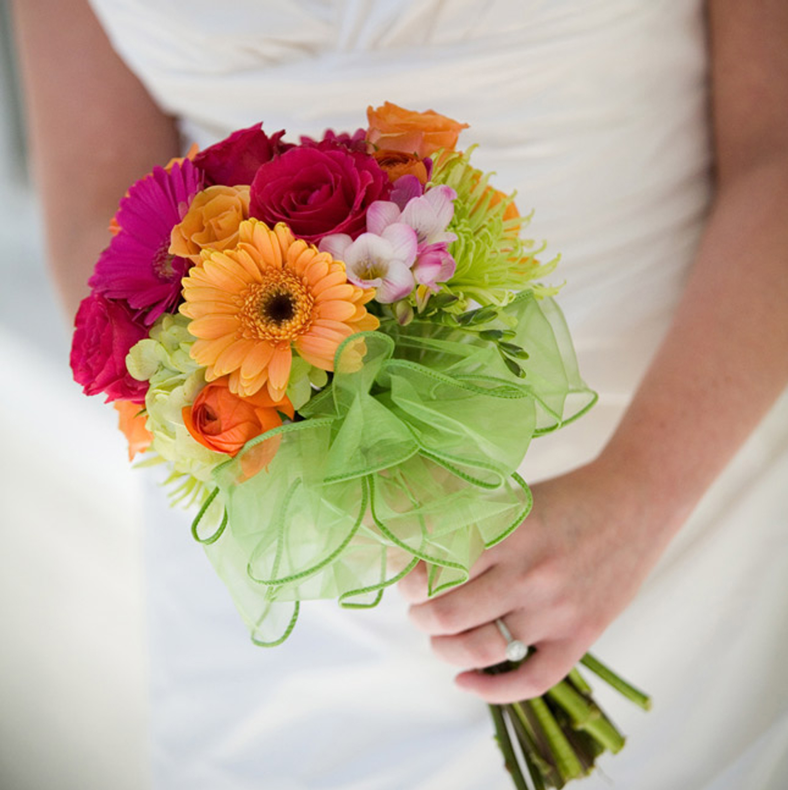 Gerberas wedding flower wedding flowers ideas for Flower ideas for wedding