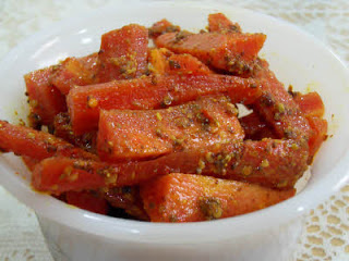 Image of carrot pickle