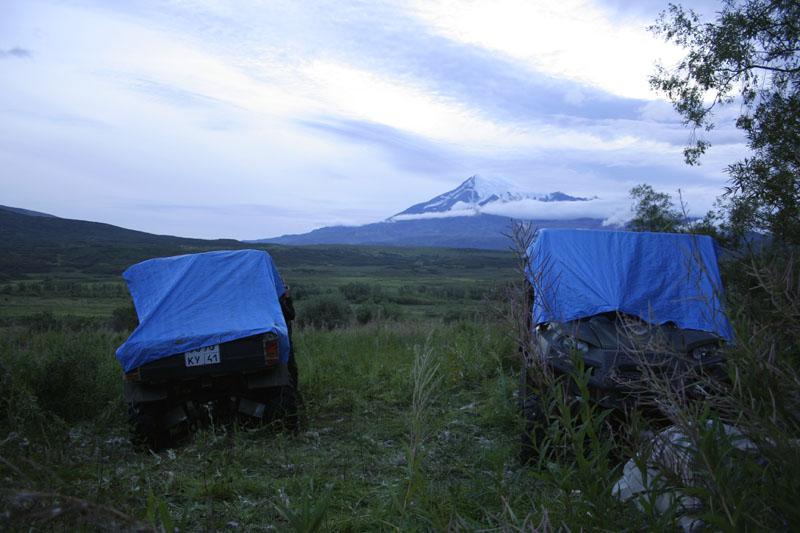 вулкан ичинский камчатка