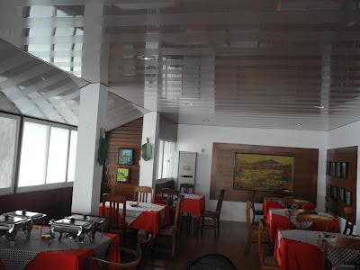 Hasil Pemasangan Shunda Plafon di Rumah Makan Borobudur