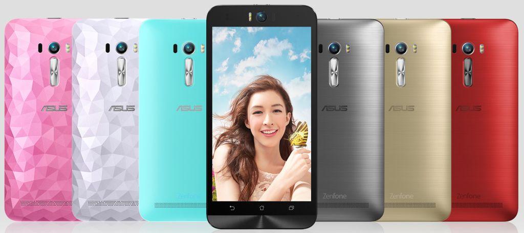 Hp Asus ZenFone Selfie (ZD551KL) (2015) beserta harga dan Spesifikasi