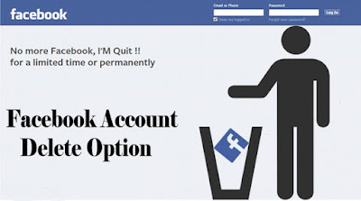 How to Facebook Account Delete
