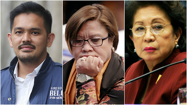 "Greco Belgica to ""biased"" Ombudsman: I have filed a case against De Lima, you have no excuse"