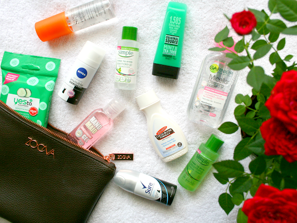 Travel Sized Mini Must Haves ♡