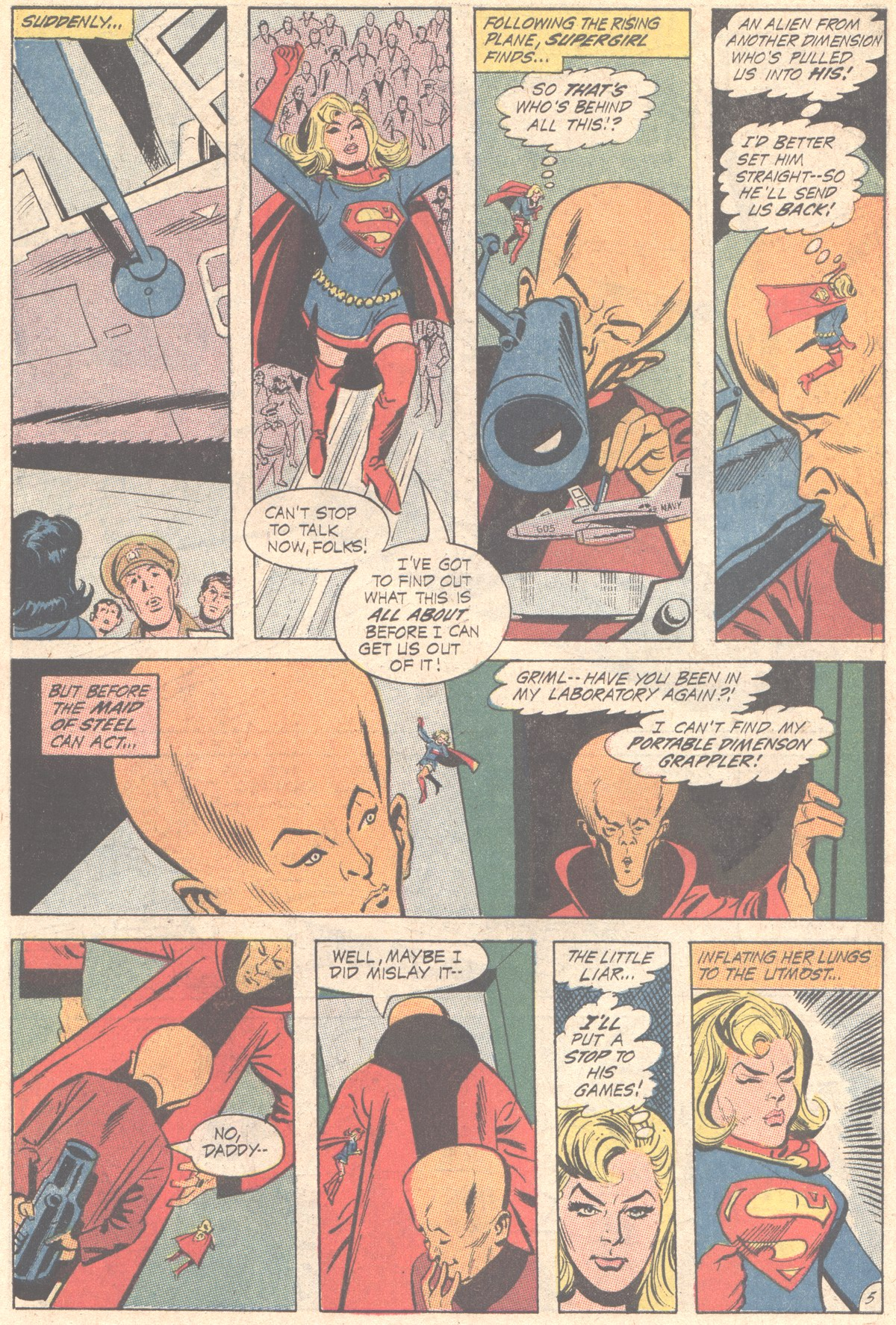 Read online Adventure Comics (1938) comic -  Issue #398 - 30