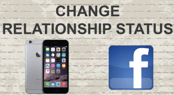How to Change Relationship Status on Facebook App