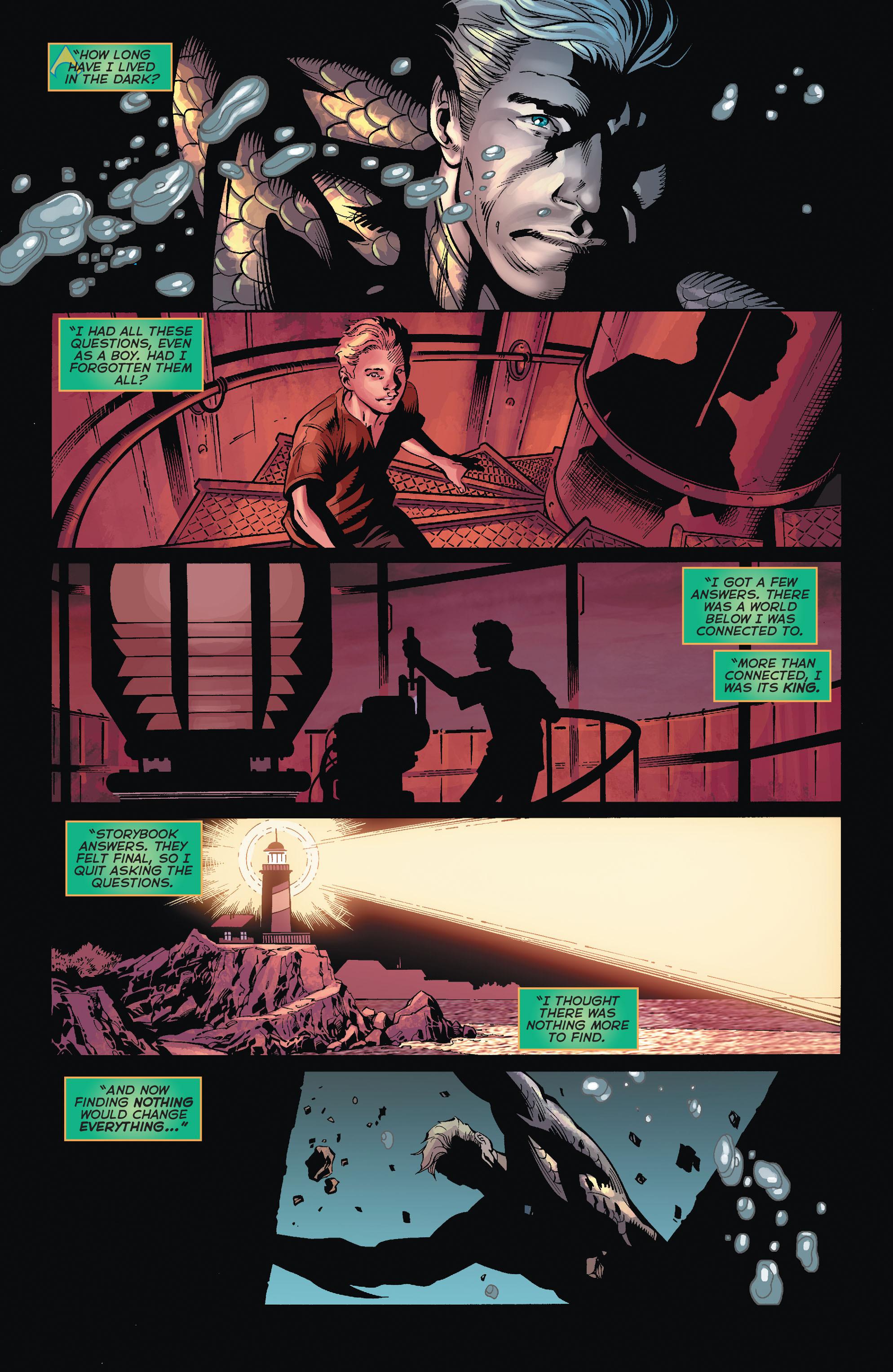 Read online Aquaman (2011) comic -  Issue #35 - 2