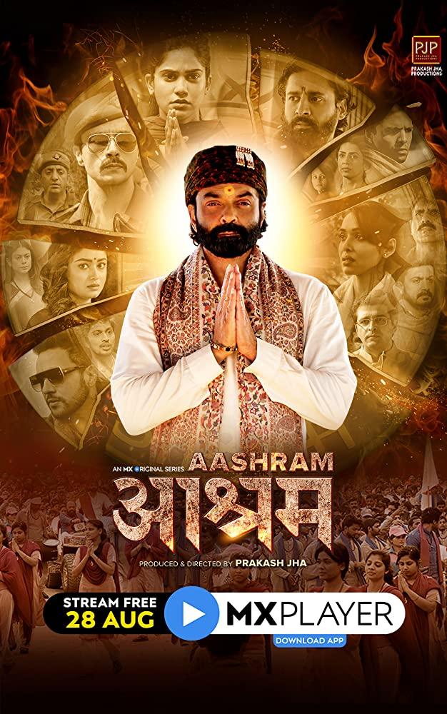 Aashram (2020) S01 Complete Episode Wise Hindi 720p HDRip Full Download