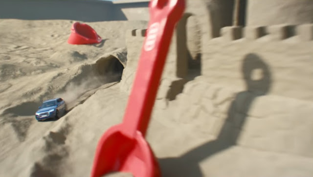 Audi Enter Sandbox virtual reality