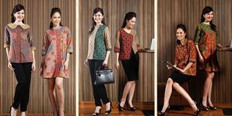 Tips Kombinasi Padu Padan Berbagai Motif Batik Dan Model Baju Batik Yang Sedang Trend