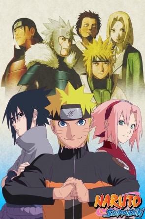 Naruto Shippuden – Todos os Episódios