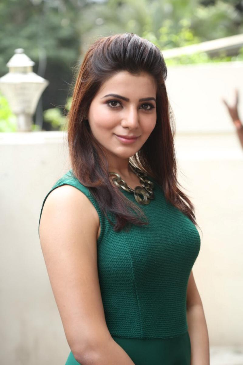 South Indian Actress Wallpapers In Hd Samantha Ruth -7591
