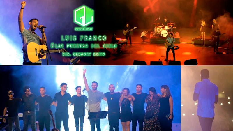 Luis Franco - ¨Las Puertas del Cielo¨ - Videoclip - Dirección: Gregory Brito. Portal del Vídeo Clip Cubano