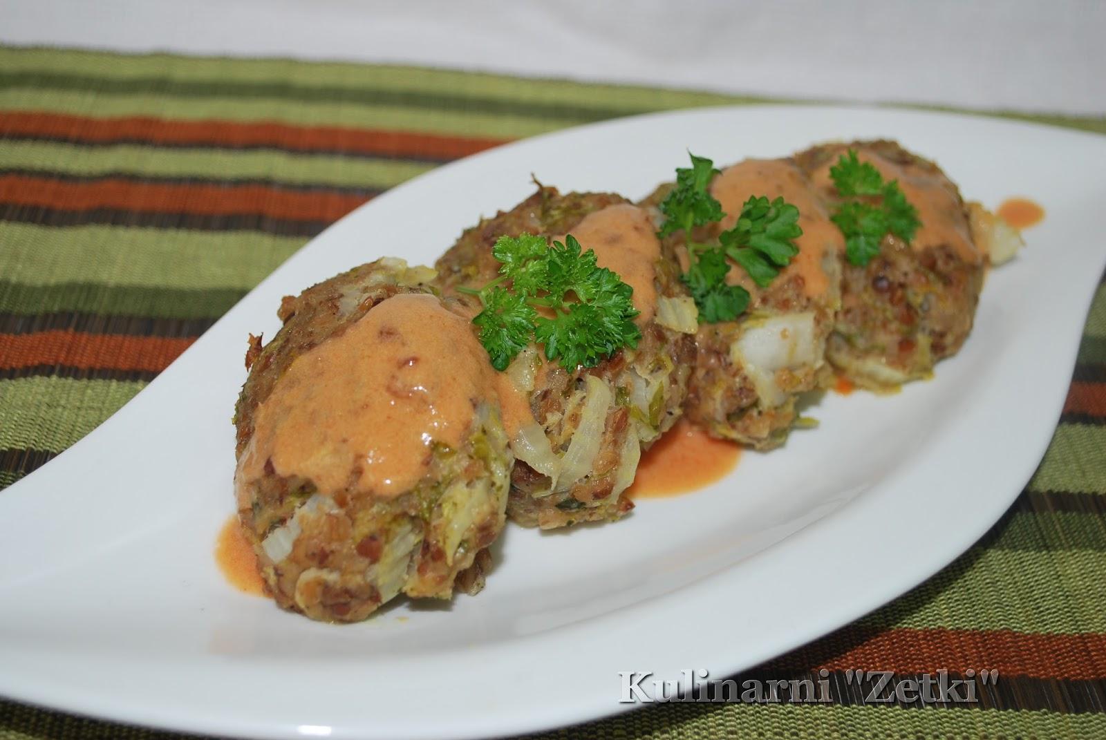 Kulinarni Czyli Uczniowie Zetki Pichcą Gołąbki Bez
